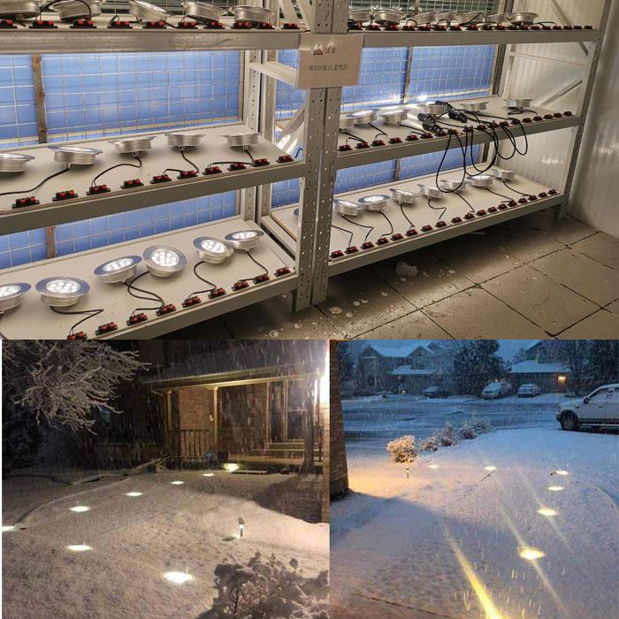 LED Inground Light for USA