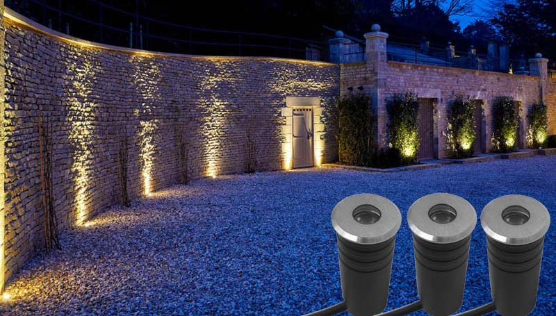 1W Mini LED Inground Light