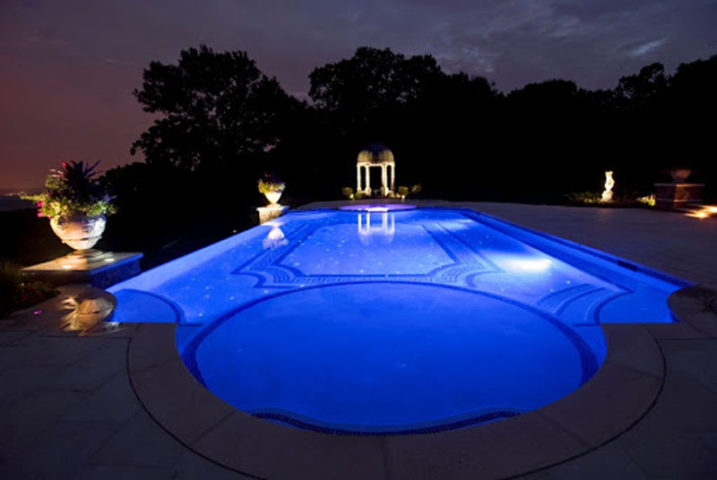Submersible LED Stainless Steel Swimming Pool Lighting Lights