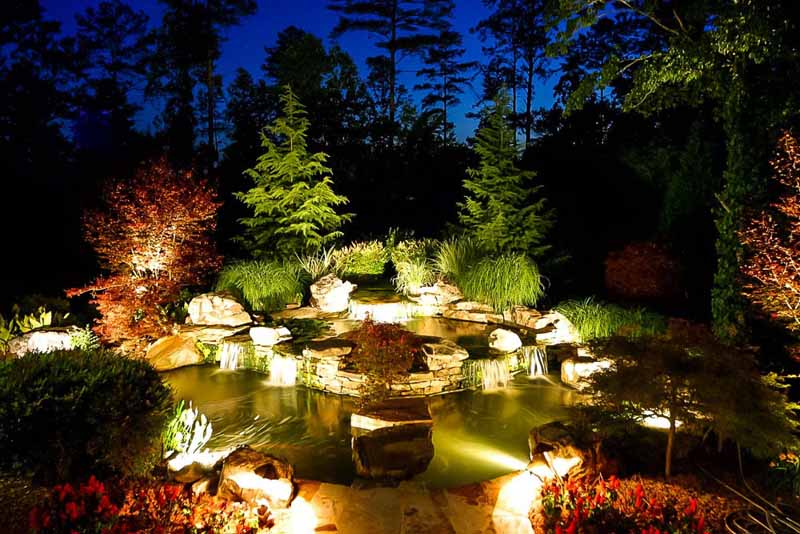Full Color Change LED Underwater Pond Pool Light