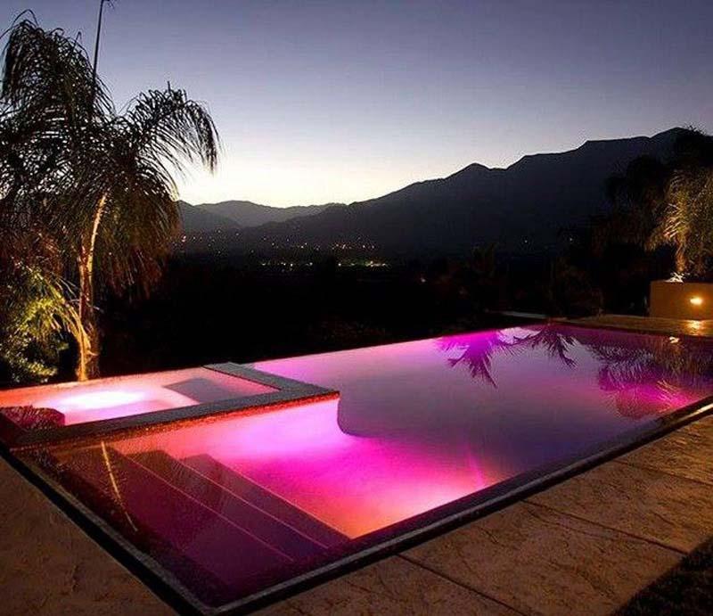 Mini LED Swimming Pool Light