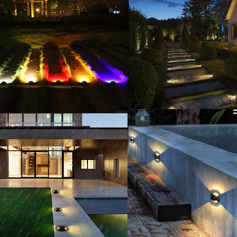 IP67 One/Two/Four Direction LED Underground Light