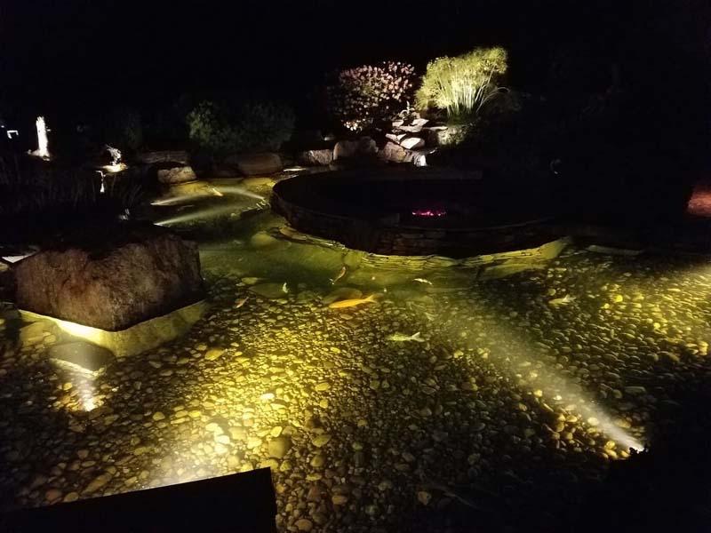 LED Outdoor Waterproof Pool Spot Light