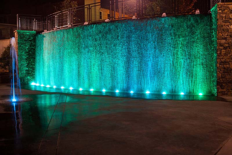 Outdoor LED Spot Light for Underwater Use