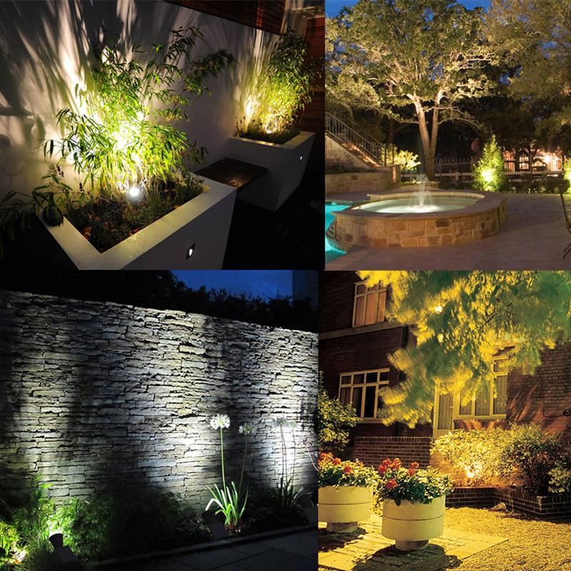 High Power LED Garden Spike Light