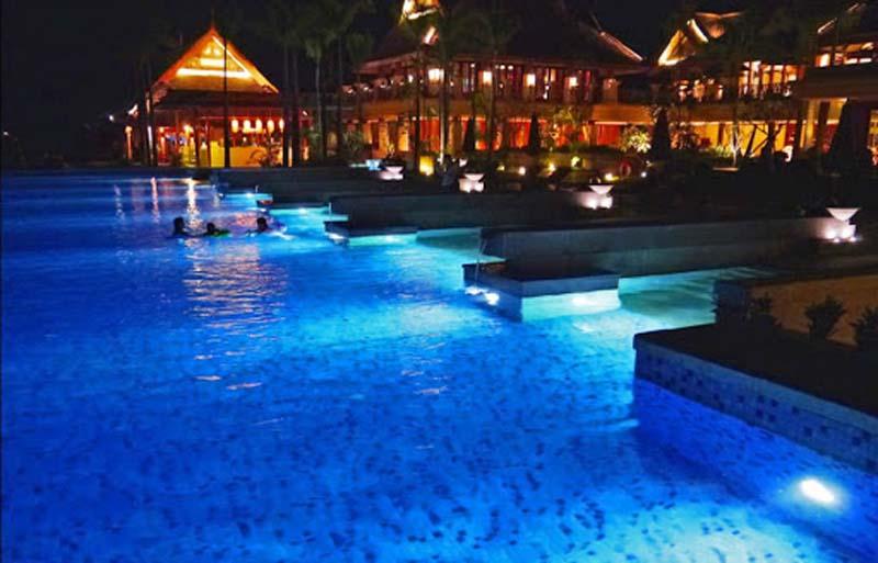 Waterproof Fountain Pool RGBW LED Lighting