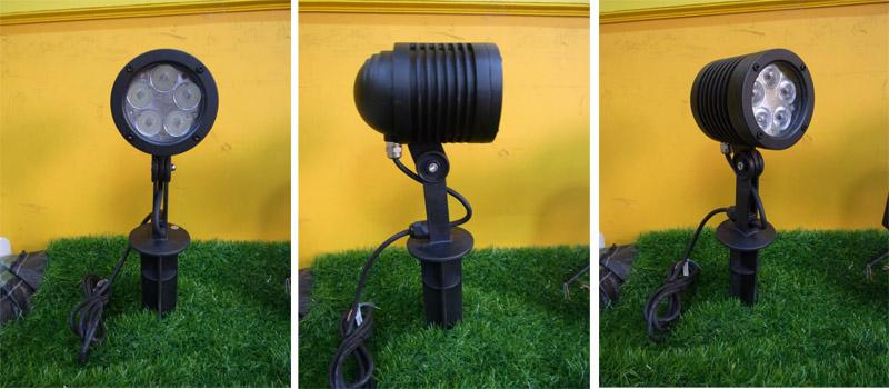 15W LED Garden Spot Light LED Lawn Light with spike