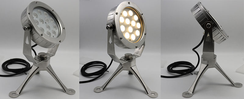 High Power Outdoor Underwater LED Spot Light