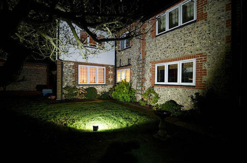 100 Watt LED Ultra-thin Outdoor Floodlight