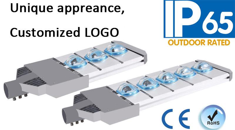 200W LED street light head IP65 waterproof module street light