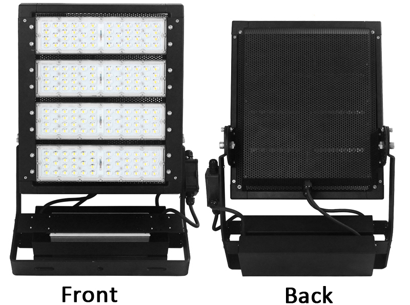 400W High Wattage Led Area Lights For Sporting