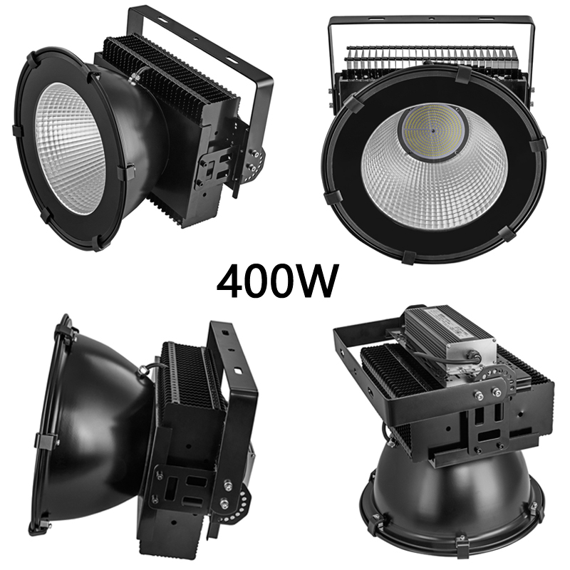 400W LED Tower Chandelier Stadium High Pole Lamp