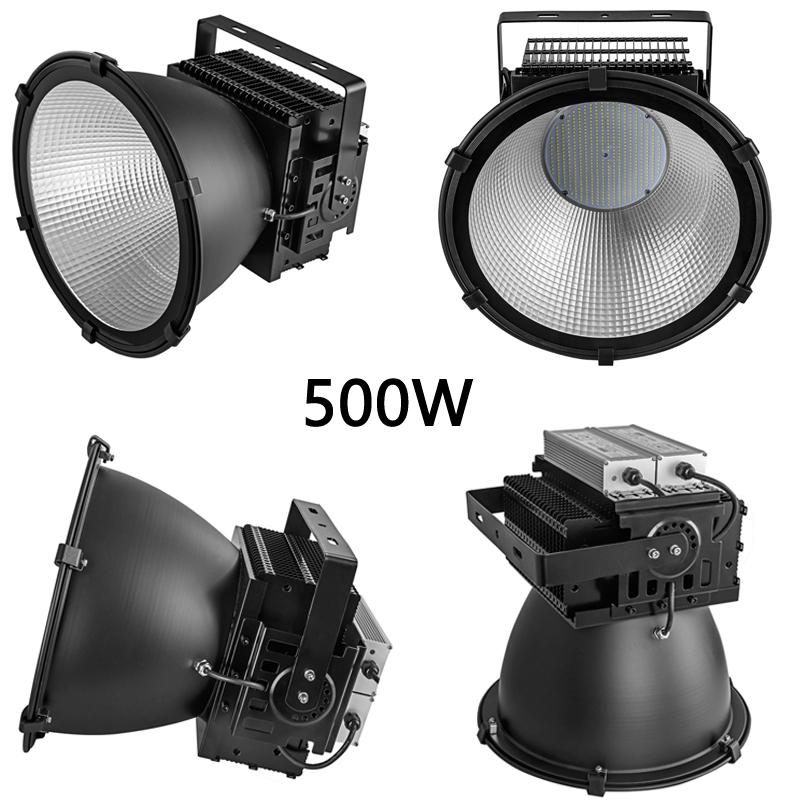 500W LED Tower Chandelier Spotlight Security Light