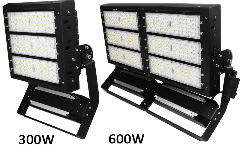 600W LED Stadium Area Light For Football