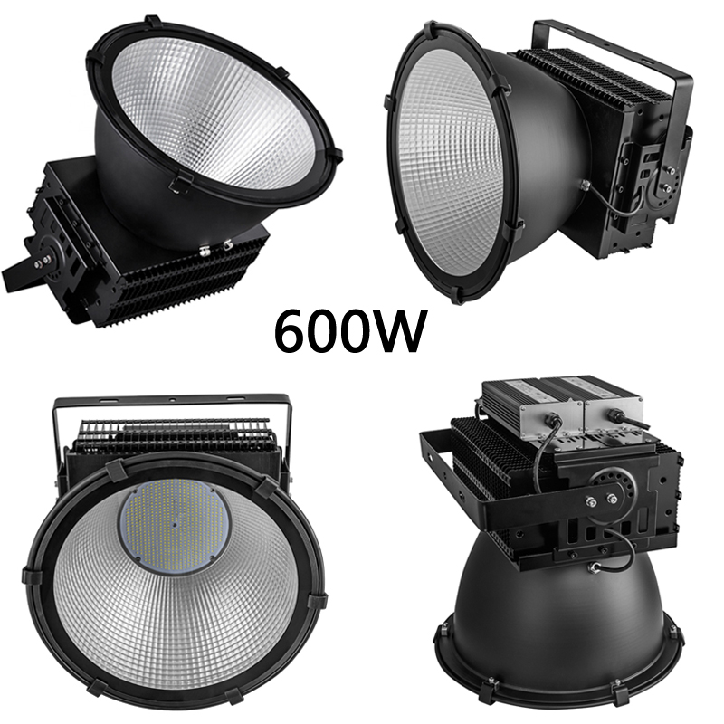600W Outdoor LED Tower Chandelier High Power Flood Light