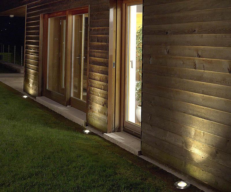 3W 6W White 9W RGB 12W RGBW LED Inground Up Light
