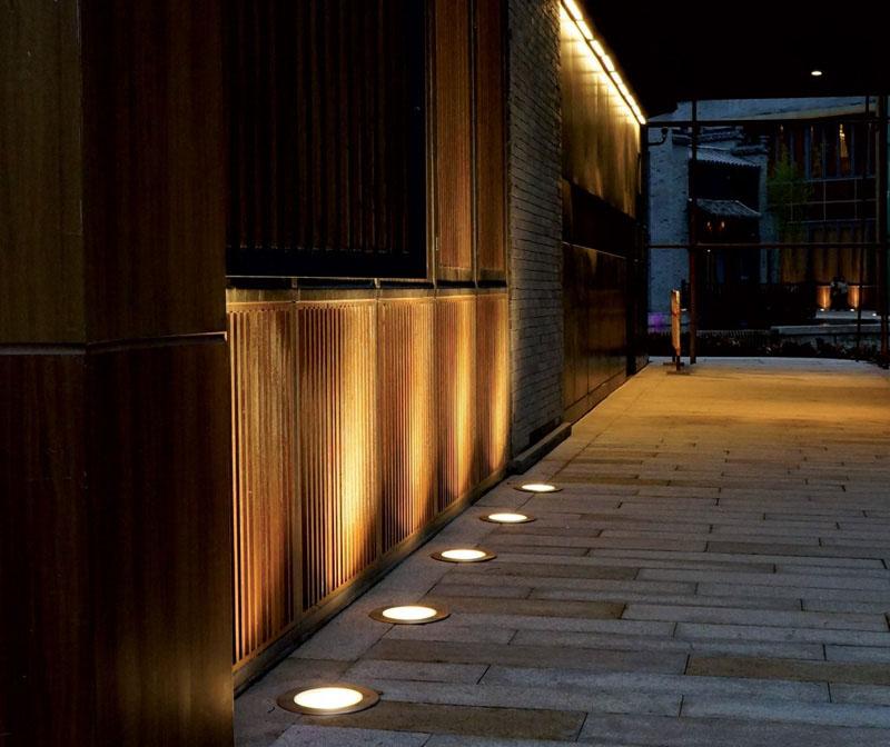 9W 18W 27W High Power LED Inground Light Garden Light
