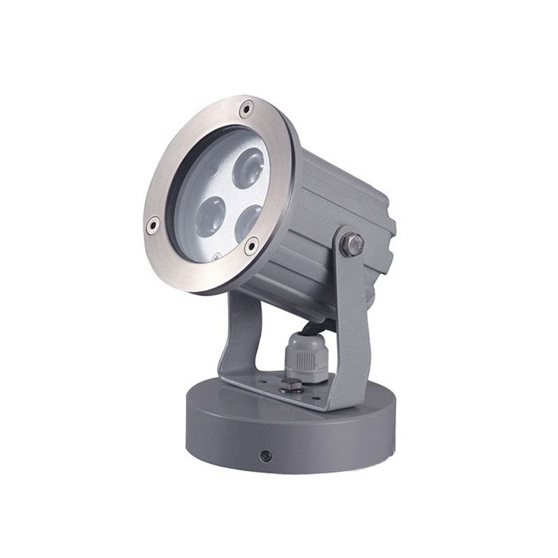 LED beam adjustable