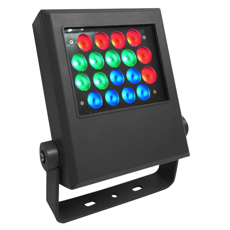 Outdoor LED lawn light
