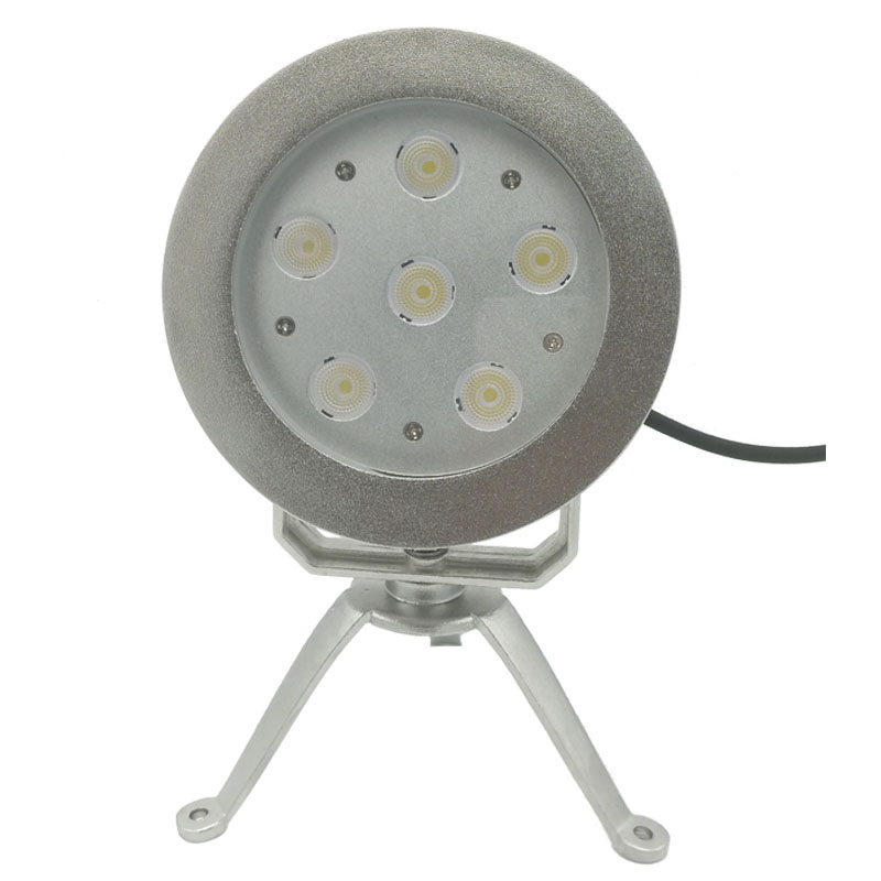 LED Underwater Spot Light with Bracket