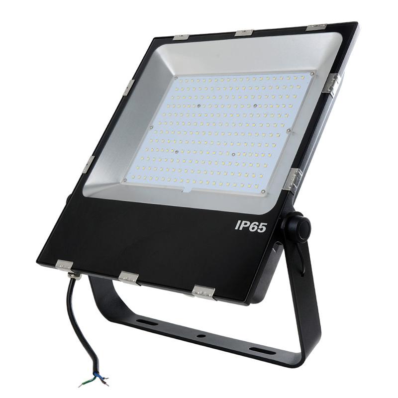 200 Watt LED Ultra Slim Floodlight Fixture