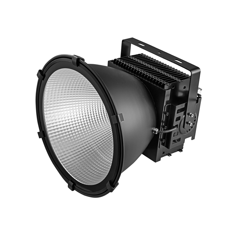 500W LED Tower Chandelier Super Bright Security Light