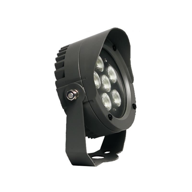 6 LEDs  lawn light