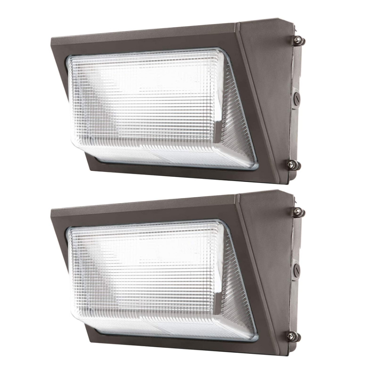 80W LED wall pack lights