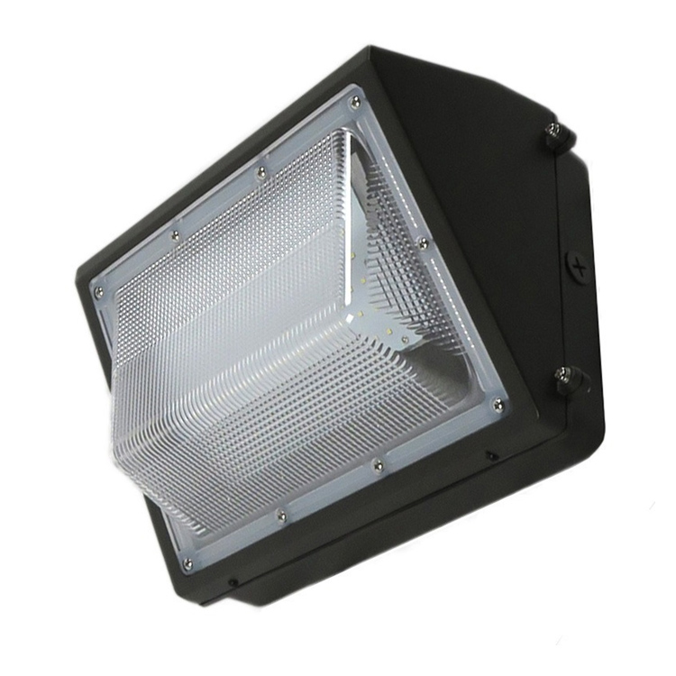Surface mounted wall light