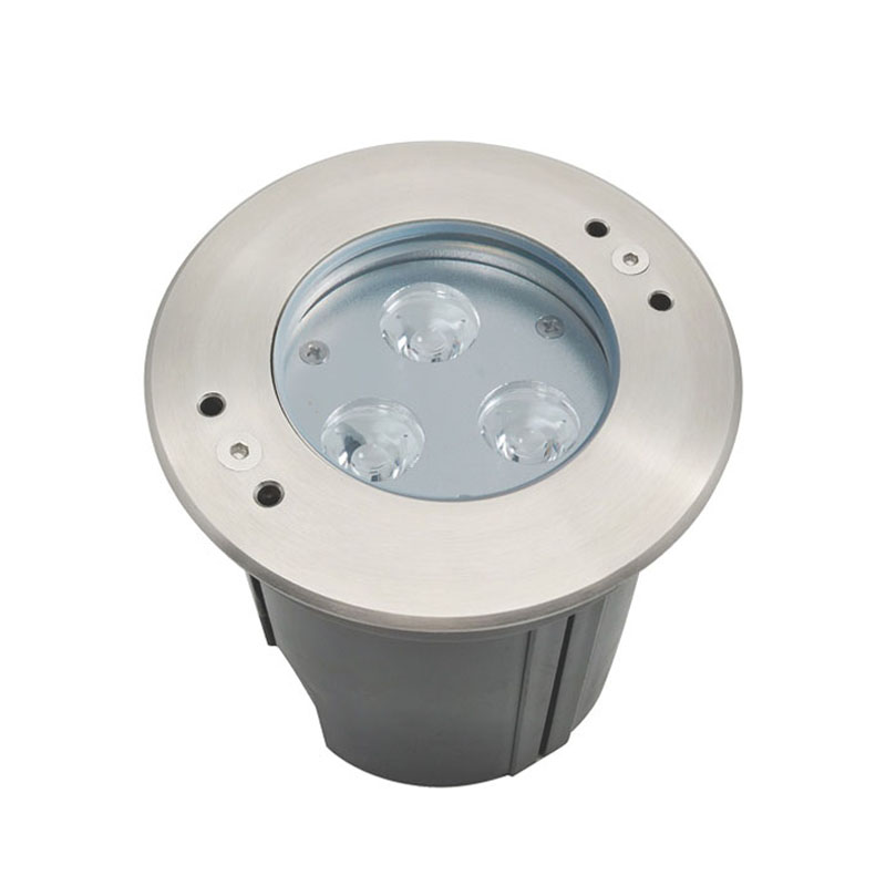 IP68 underwater recessed