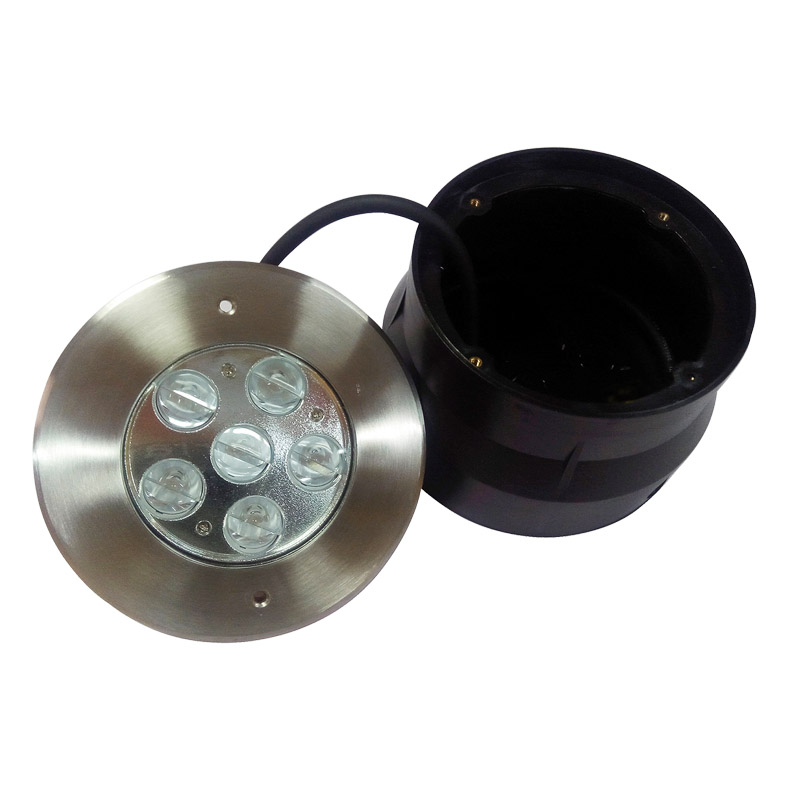 IP68 exterior underwater pond light