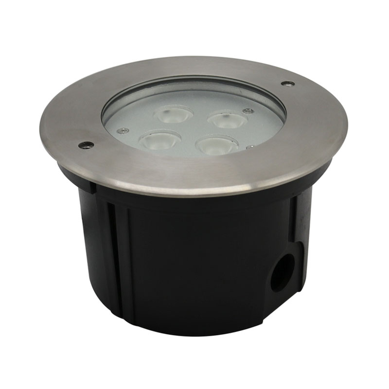 LED RGBW 4in1 underwater lamp