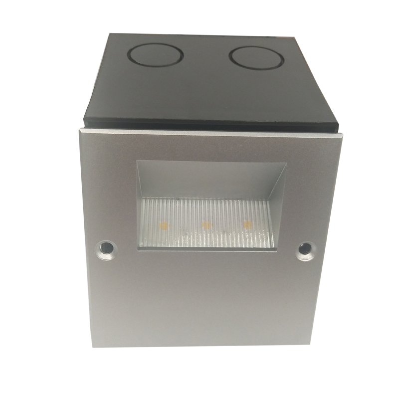 Recessed LED wall light 817067